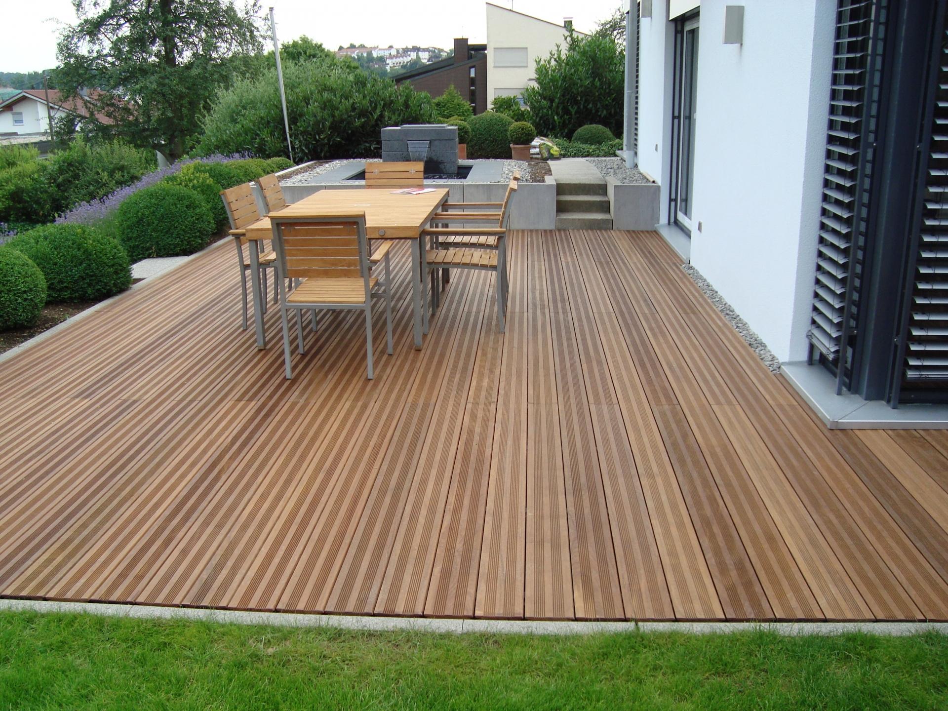 Luxus Gartengestaltung Mit Holz Ideen